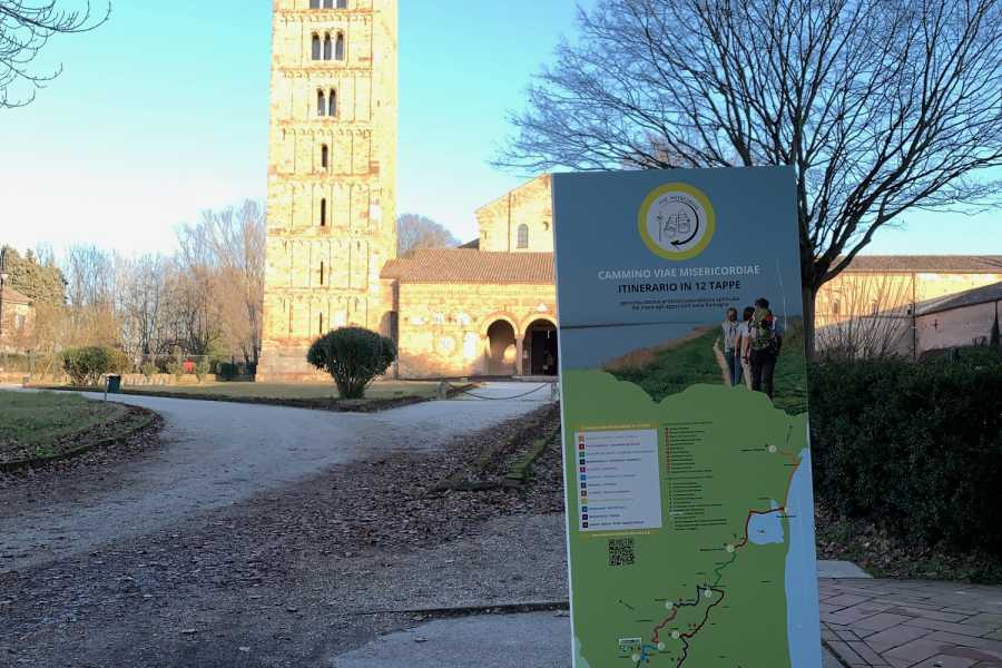 Emilia Romagna Welcome Guided Tour to Pomposa's Abbey
