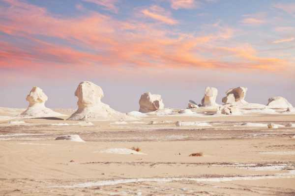 EMO TOURS EGYPT Package 3 Days 2 Nights to White Desert & Bahariya