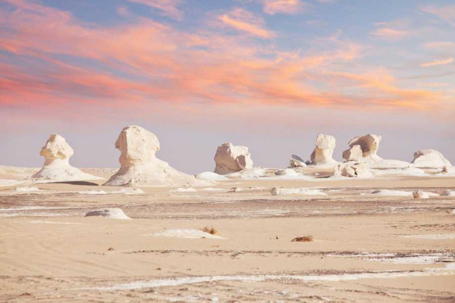 EMO TOURS EGYPT Package 3 Days 2 Nights to White Desert & Bahariya