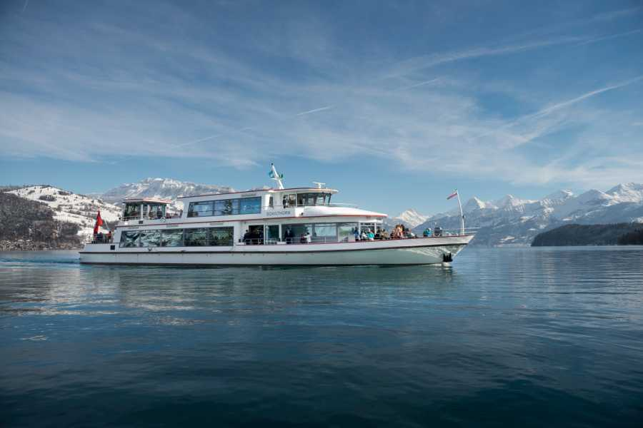 BLS AG, Schifffahrt Tageskarte Thuner- und Brienzersee