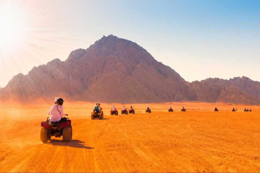 Excursies Egypte Sunset Buggy tour from Soma Bay