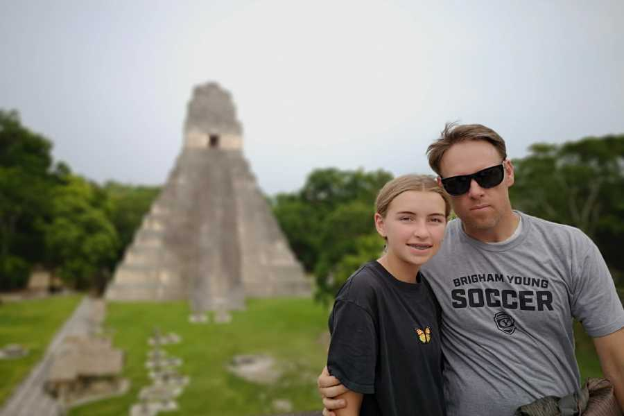 Gem Trips 04:25 Tikal Sunrise Tour in Small Group from Tikal Inn