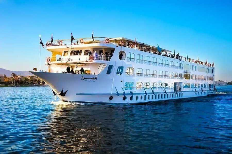 Journey To Egypt Mr Ganesh Thiagamoorthy Group, Cruise Monday 17 Feb.2020