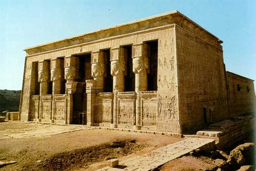 Excursies Egypte Dendera day trip from Luxor