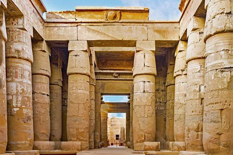 Excursies Egypte Luxor day Tour From Sharm El Sheikh By Flight