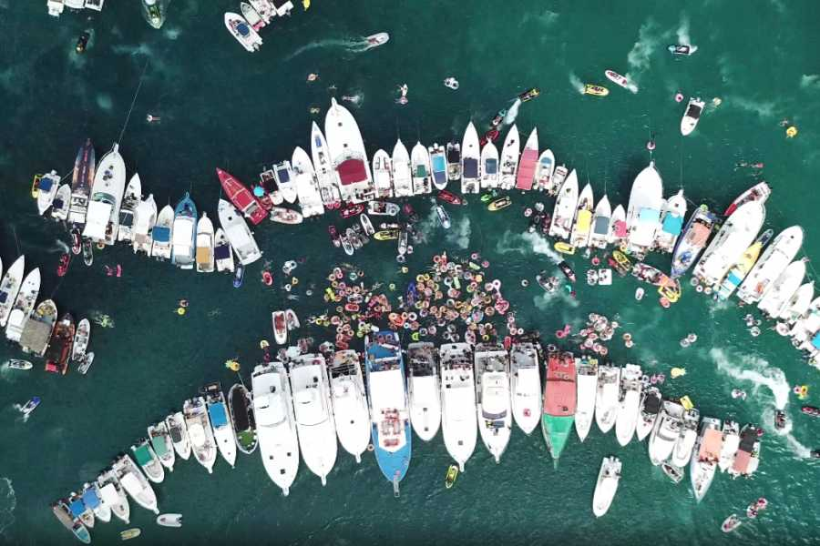 Blue C Watersports Fuikdag Floating Event