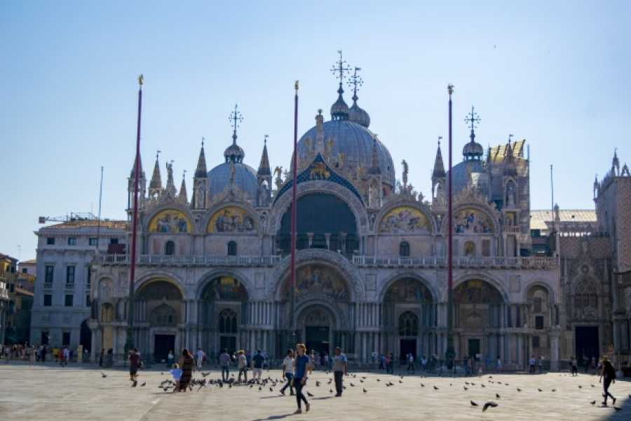 VERONALITY Doge's Palace and St. Mark's Basilica with Terrace Skip-the-Line Tour
