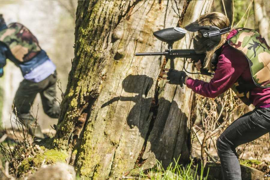 Lucca Adventure Sport Paintball Campo Boschivo Advanced 45 €