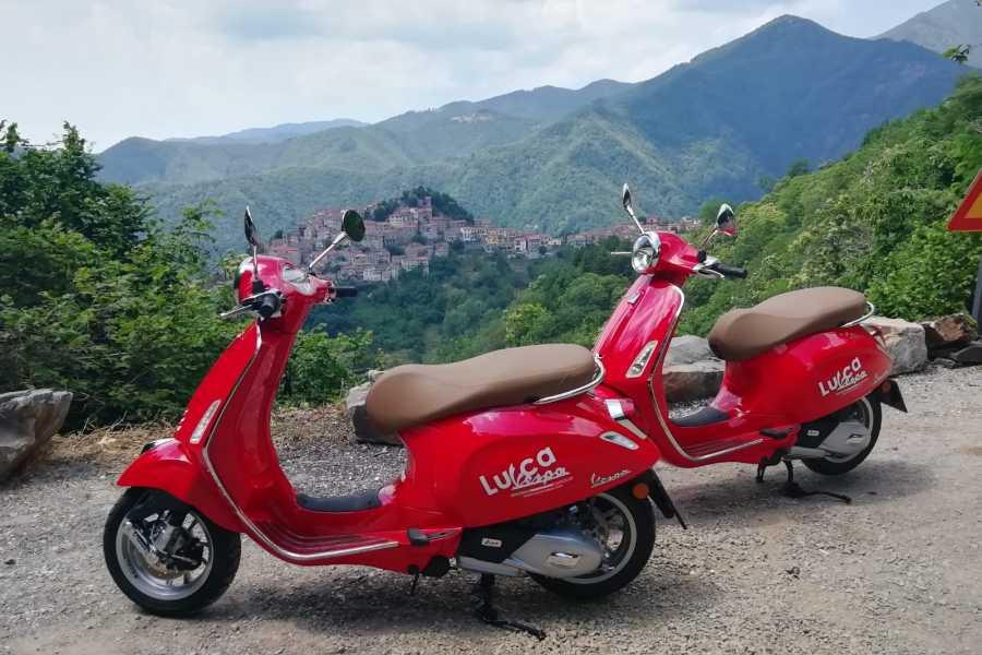 Lucca Adventure Sport Vespa 'Val di Lima' 60 €