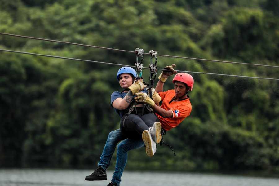 Aventuras 2000 JCI 2020 - Canopy en La Granja