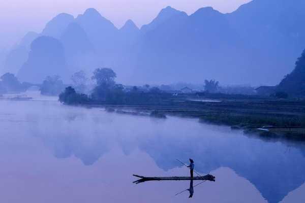 1 Day Guilin & Yangshuo Li River Cruise Tour
