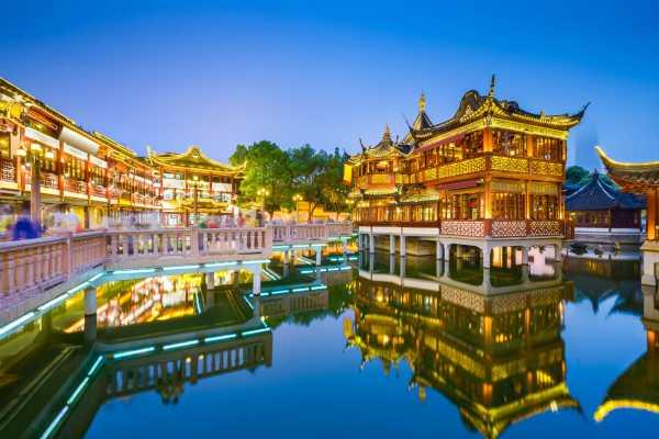 72 hours Visa Free Shanghai Highlights Tour
