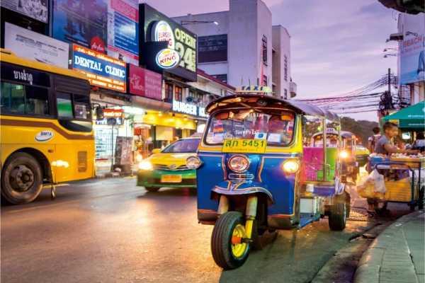4 Days Bangkok Package