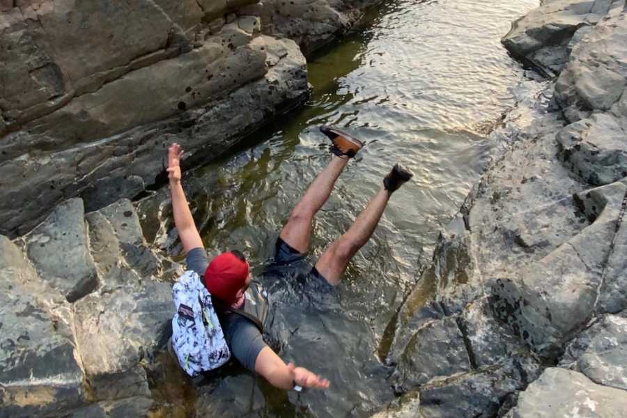 Adventurati Outdoor Hike Through Water Pools - July 24 & 25