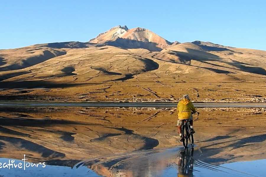 Uyuni Expeditions TOUR DE BICICLETAS 2 HORAS (TEMPORADA SECA)