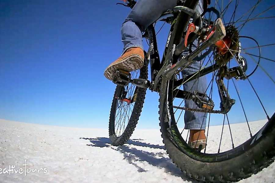 Uyuni Expeditions BICYCLES TOUR 4 HOURS (DRY SEASON)