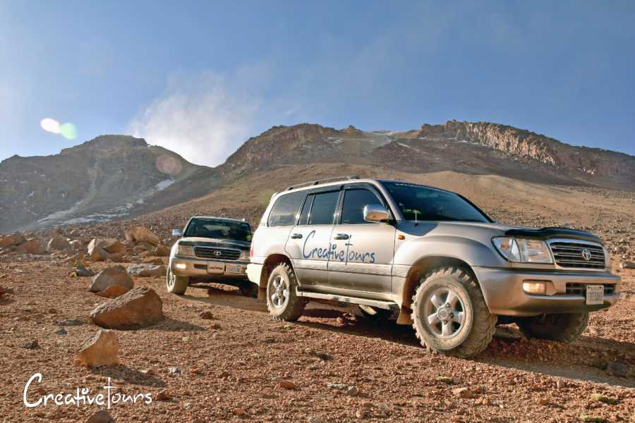 Uyuni Expeditions PRIVATE TRANSFER HITO CAJON - ATACAMA
