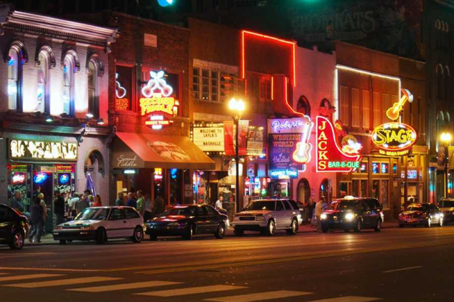 Dream Vacation Tours Nashville Dream Tour - May 2020