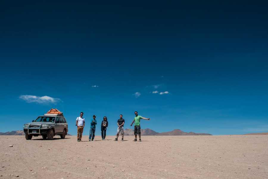 Uyuni Expeditions PRIVATE TRANSFER UYUNI-AVAROA