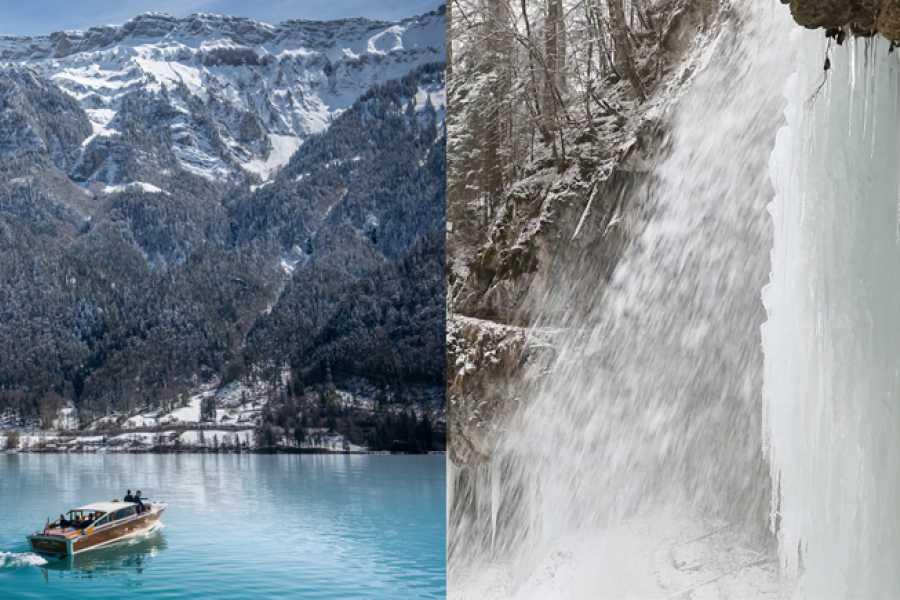 JETBOAT Interlaken Donna Anna Waterfall Tour
