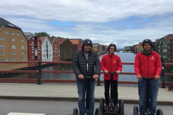 4. Segway Tours Trondheim