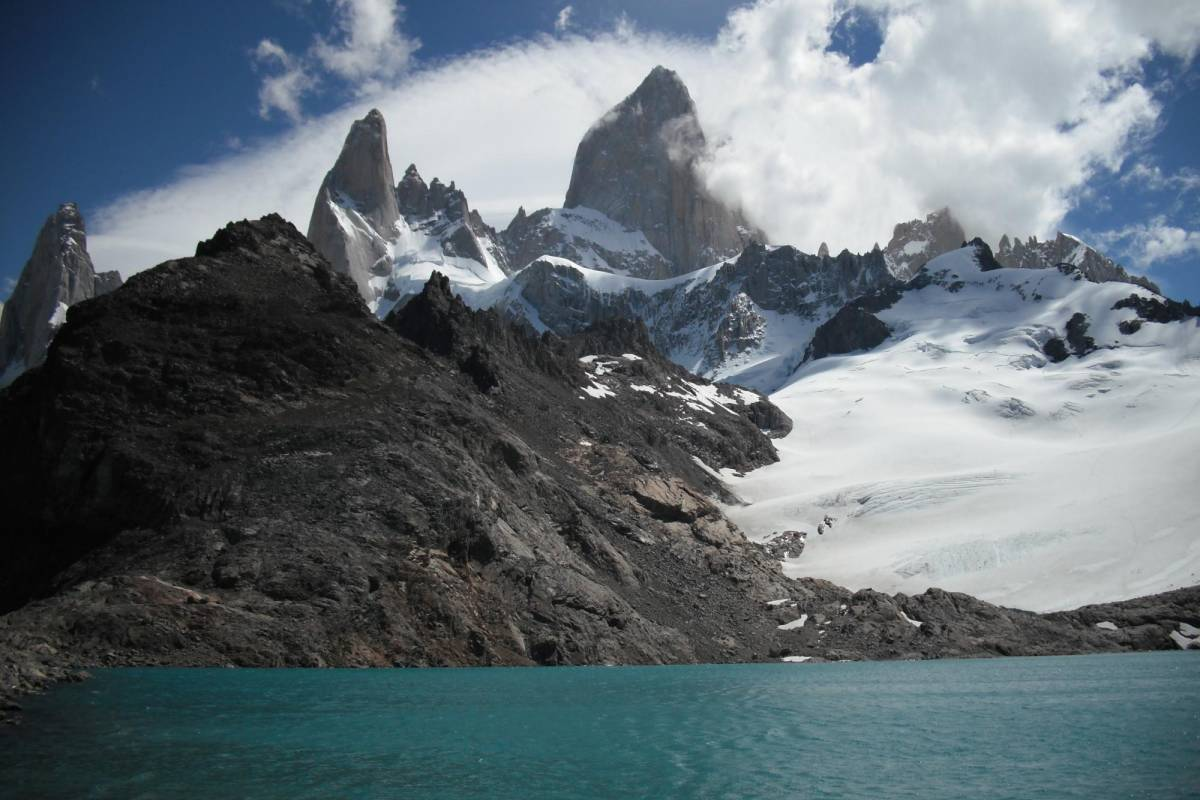 Patagonia Hikes Main View Points. 4 days.