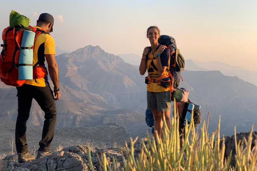 Adventurati Outdoor National Day - Backpacking Balcony Hike