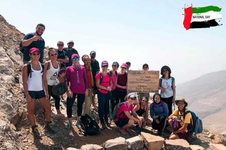 Adventurati Outdoor National Day - Ridge Summit Hike