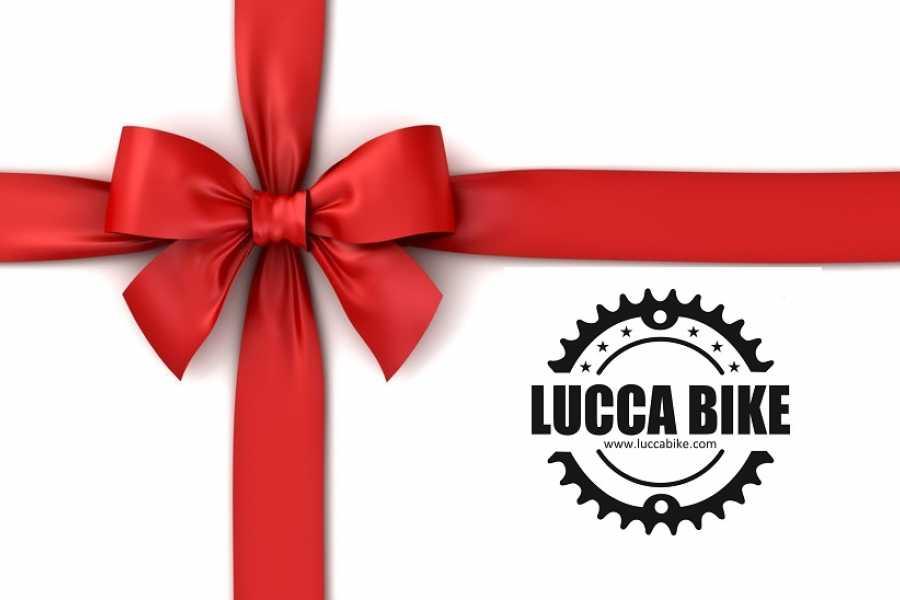Lucca Adventure Sport Voucher Bike Prato Fiorito 70  €