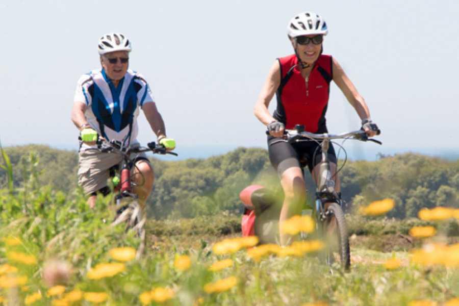 Rasmus Travels cykeltur - Deutche