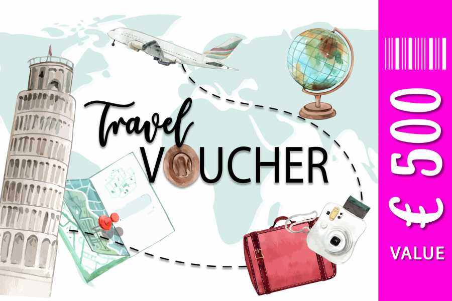 Italy on a Budget tours € 500 TRAVEL VOUCHER