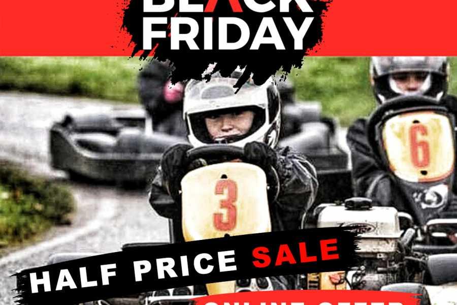 GYG Karting Ltd Black Friday