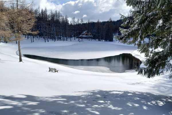 Modenatur La leggenda della Ninfa (Lago della Ninfa)