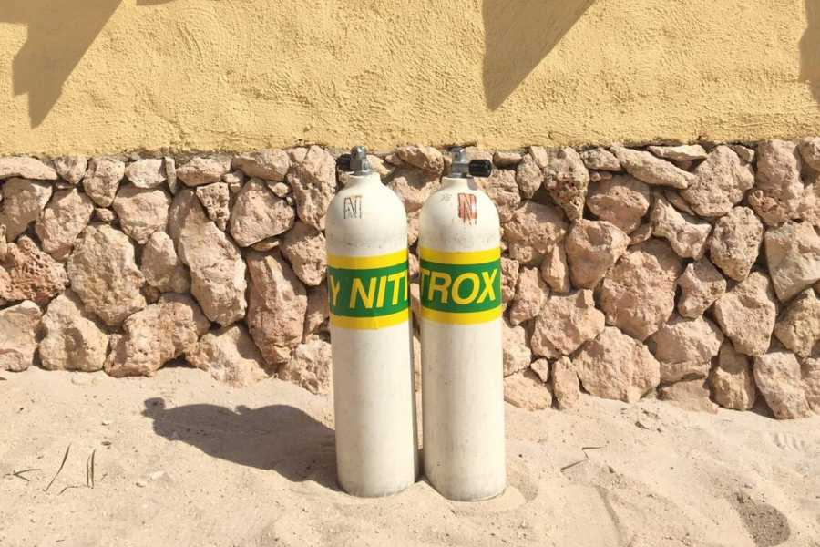 Coral divers PADI Enriched Air (Nitrox) Specialty