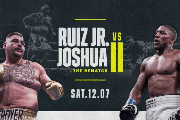 Best of Rome Ltd. Andy Ruiz vs Anthony Joshua - THE REMATCH