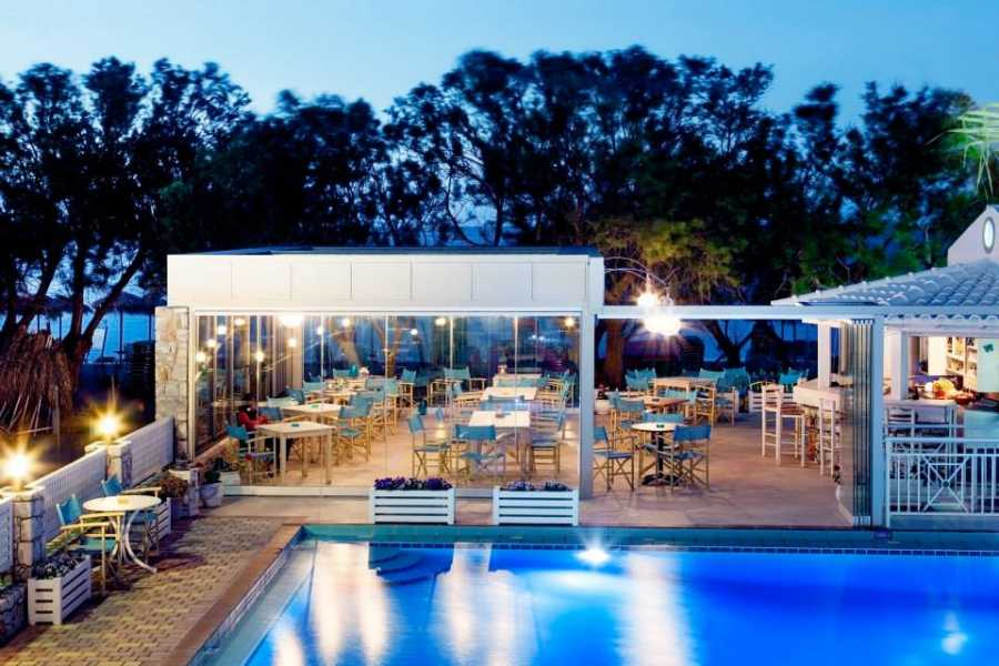 Destination Platanias Alkionides Seaside Hotel