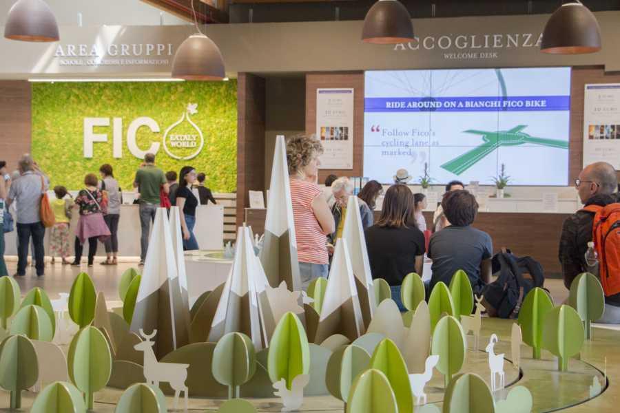 Bologna Welcome - FICO I 1000 NATALI DI FICO
