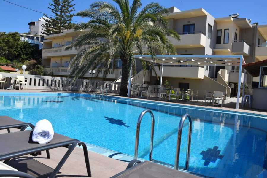 Destination Platanias Amaryllis Hotel Apartments
