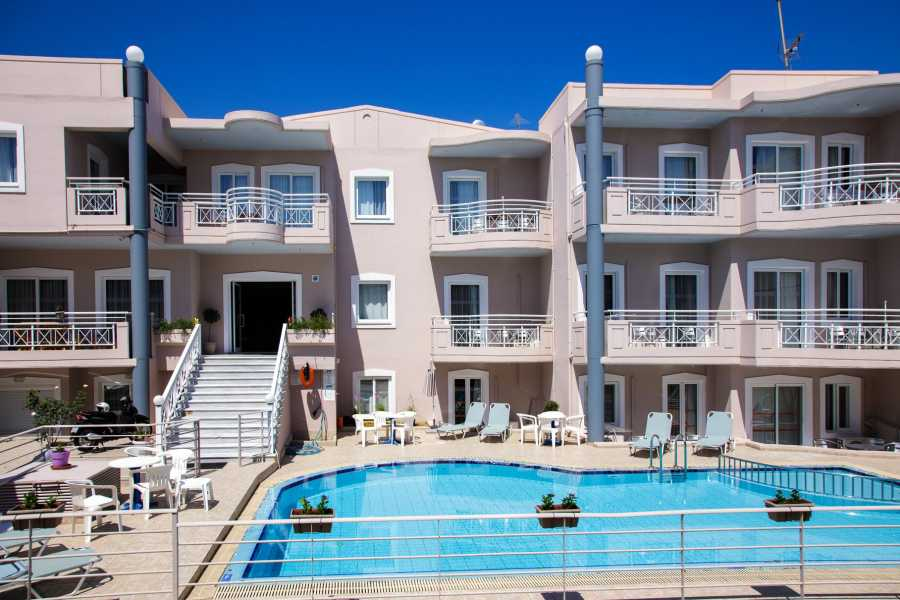Destination Platanias Anna Maria hotelli