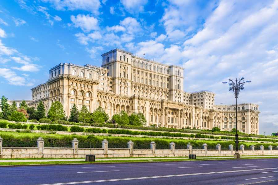 TravelMaker Full Day Bucharest Sightseeing Tour