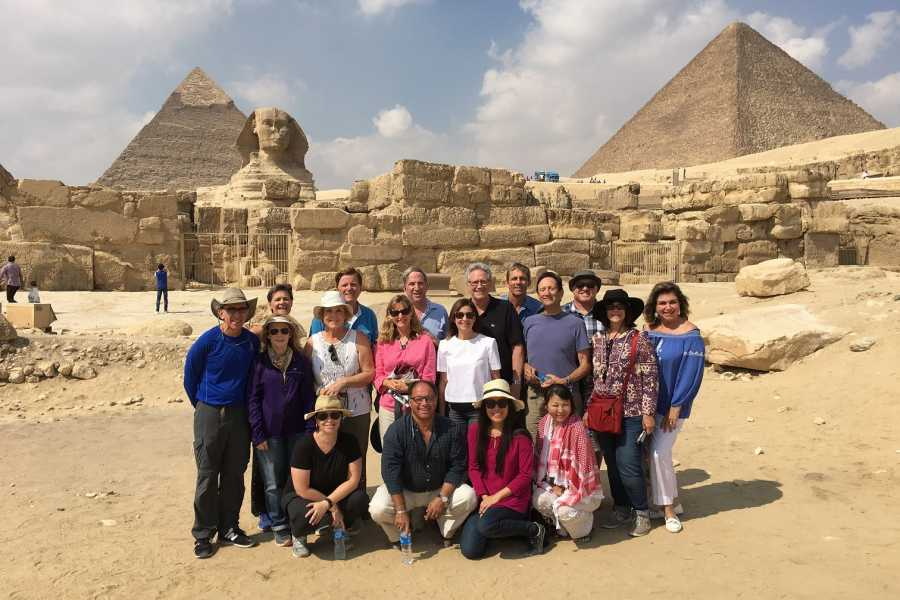Deluxe Travel Cairo 2 days tour
