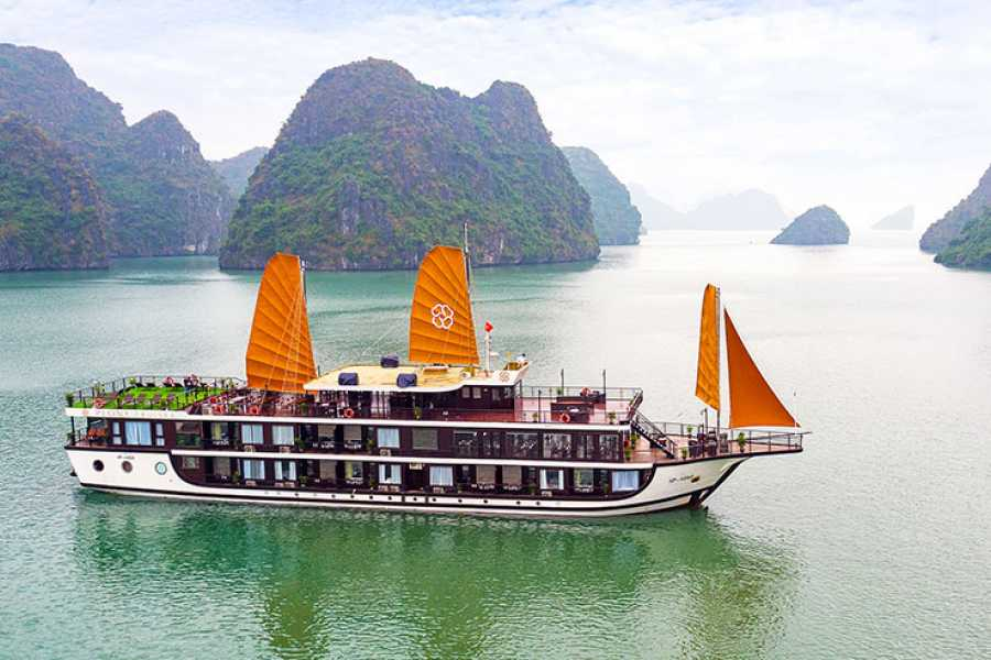 OCEAN TOURS PEONY LUX 4* one night cruise