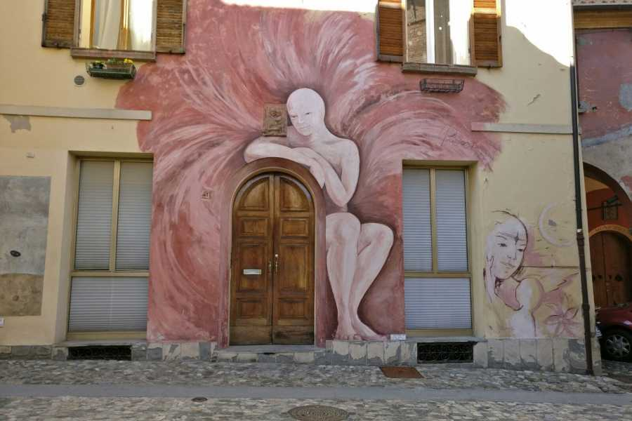 Bologna Welcome TOUR OF DOZZA, BETWEEN THE MIDDLE AGES AND STREET ART