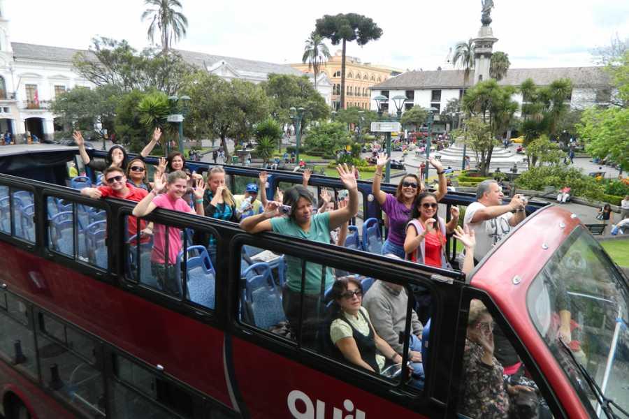 Quito Tour Bus HJA-QCT+TMM