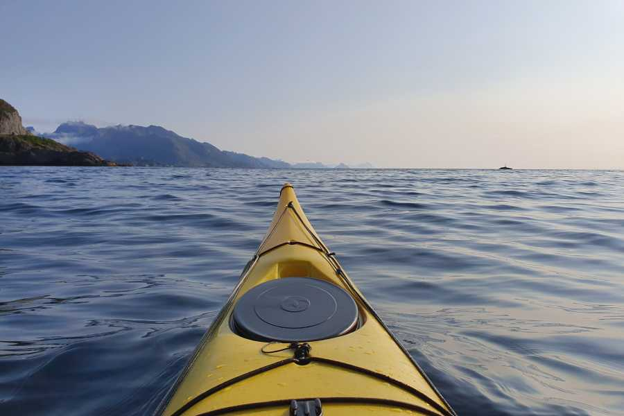 Kayak More Tomorrow 30-Day Nordland Sea Kayak Expedition