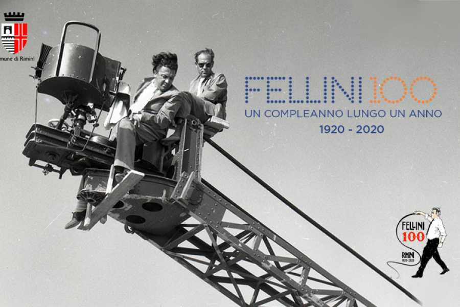 "Visit Rimini Exhibition ""Fellini 100 immortal genius"""