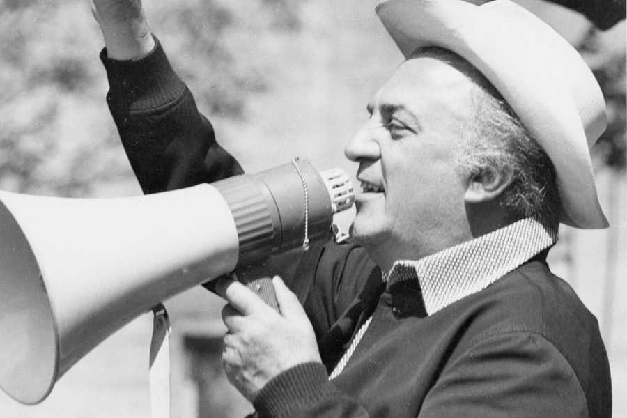 "Visit Rimini FELLINI: ""I NEVER THOUGHT I'D BECOME AN ADJECTIVE"""