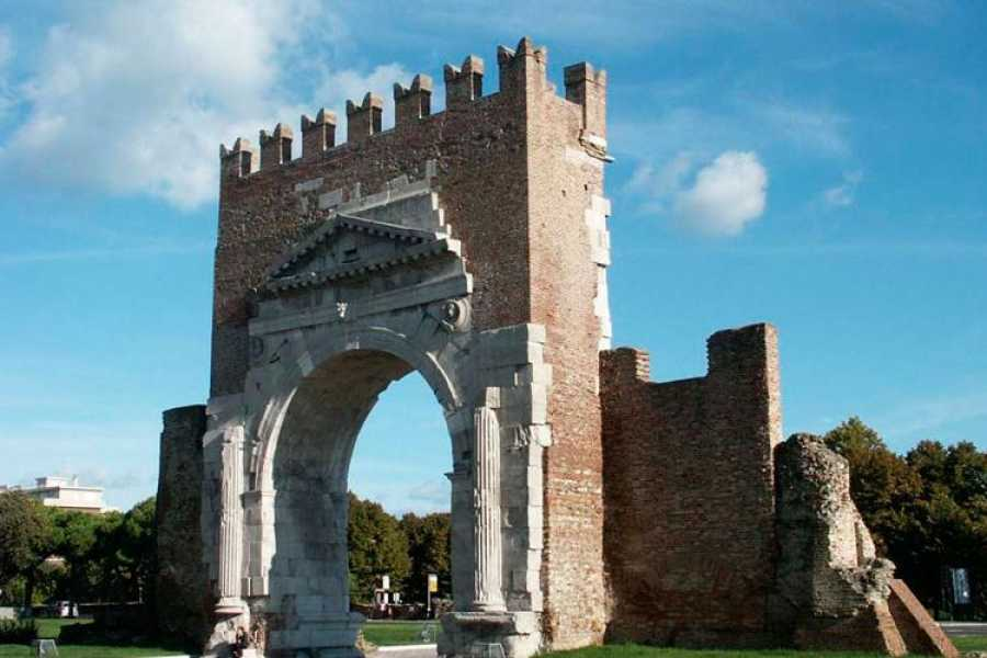 Visit Rimini Roman Tour at the time of Eutyches