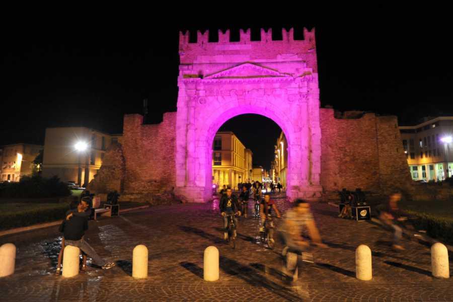 Visit Rimini Rimini Romana In Pink