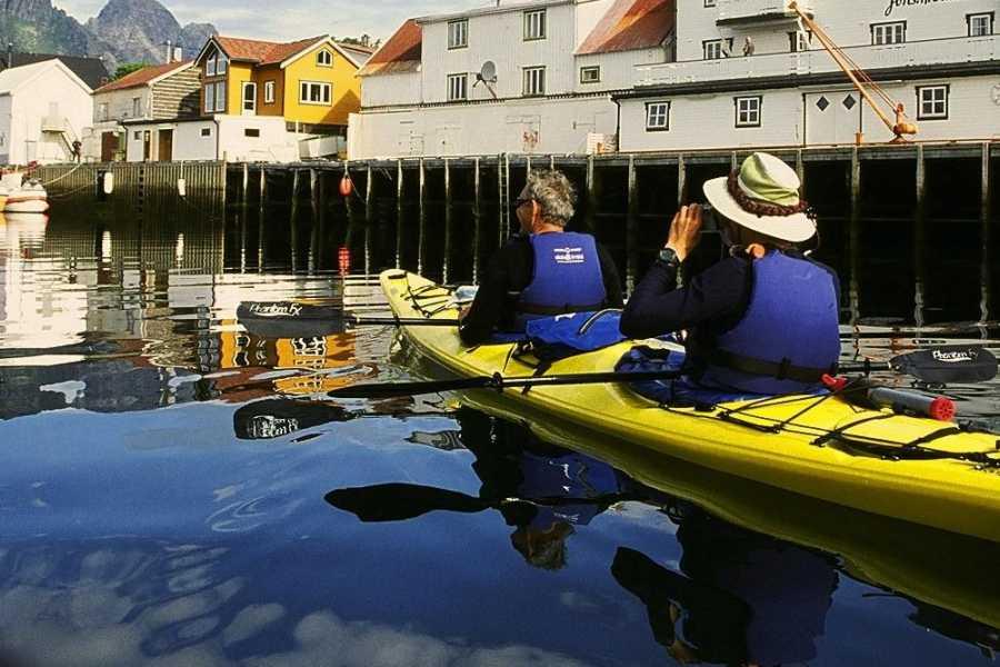 Kayak More Tomorrow Brønnøysund's Arctic Archipelago